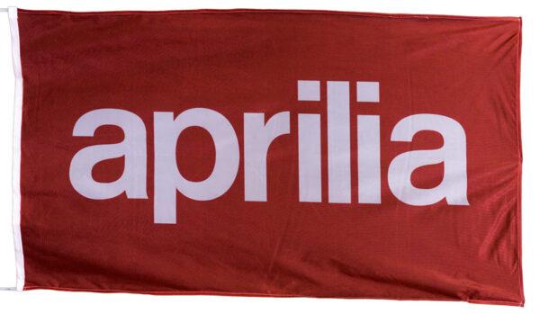 Flag  Aprilia Landscape Red Flag / Banner 5 X 3 Ft (150 x 90 cm) Aprilia