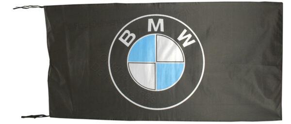 Flag  BMW Landscape Black Flag / Banner 5 X 3 Ft (150 x 90 cm) Automotive Flags
