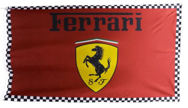 Flag  Dodge Viper Vertical Red Flag / Banner 5 X 3 Ft (150 x 90 cm) Automotive Flags
