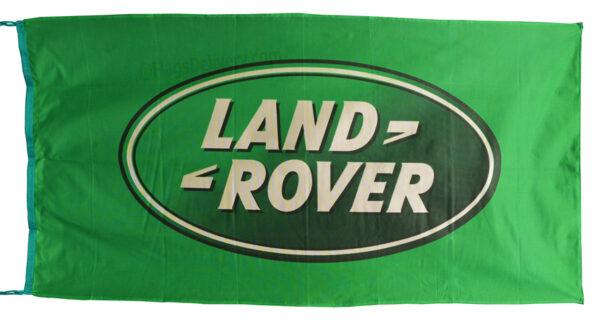 Flag  Land Rover Landscape Green Flag / Banner 5 X 3 Ft (150 x 90 cm) Automotive Flags