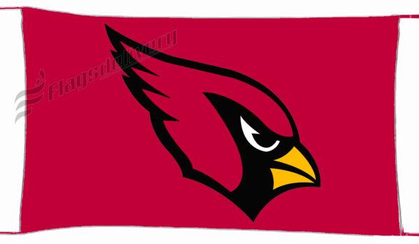 Flag  Arizona Cardilans Red Landscape Flag / Banner 5 X 3 Ft (150 X 90 Cm) Sport Flags