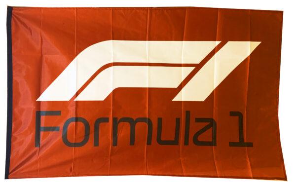 Flag  Formula 1 F1 Landscape Black Flag / Banner 5 X 3 Ft (150 x 90 cm) Automotive Flags