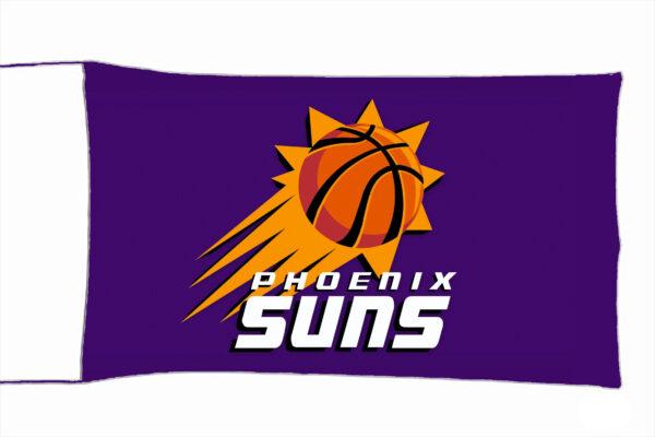 Flag  Phoenix Suns Landscape Flag / Banner 5 X 3 Ft (150 x 90 cm) Sport Flags