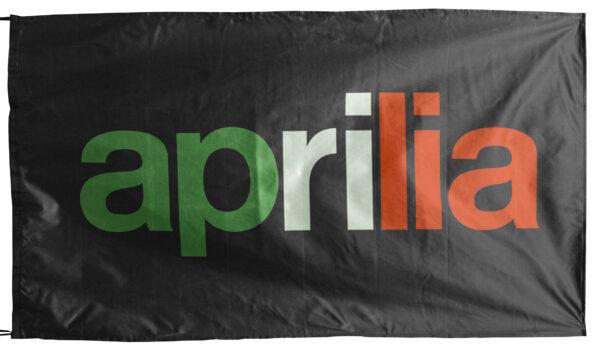 Flag  Aprilia Landscape Italy Colors Flag / Banner 5 X 3 Ft (150 x 90 cm) Aprilia