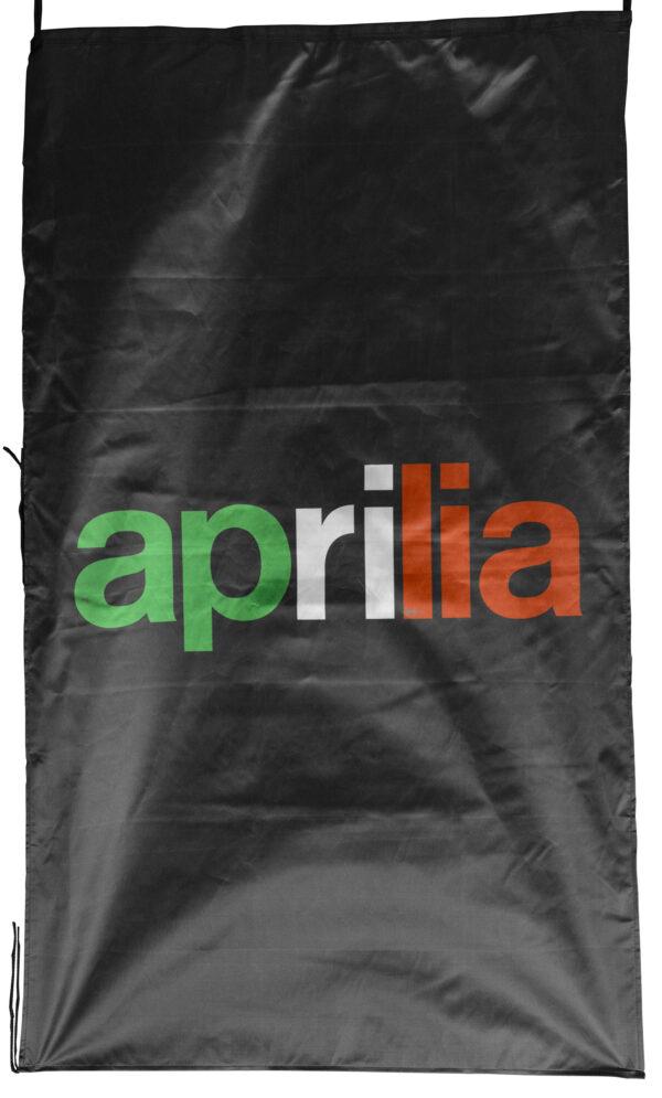 Flag  Aprilia Vertical Italy Colors Flag / Banner 5 X 3 Ft (150 x 90 cm) Aprilia