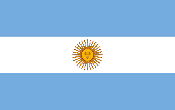 Flag  Argentina National Country Flag / Banner 5 X 3 Ft (150 x 90 cm) National Flags