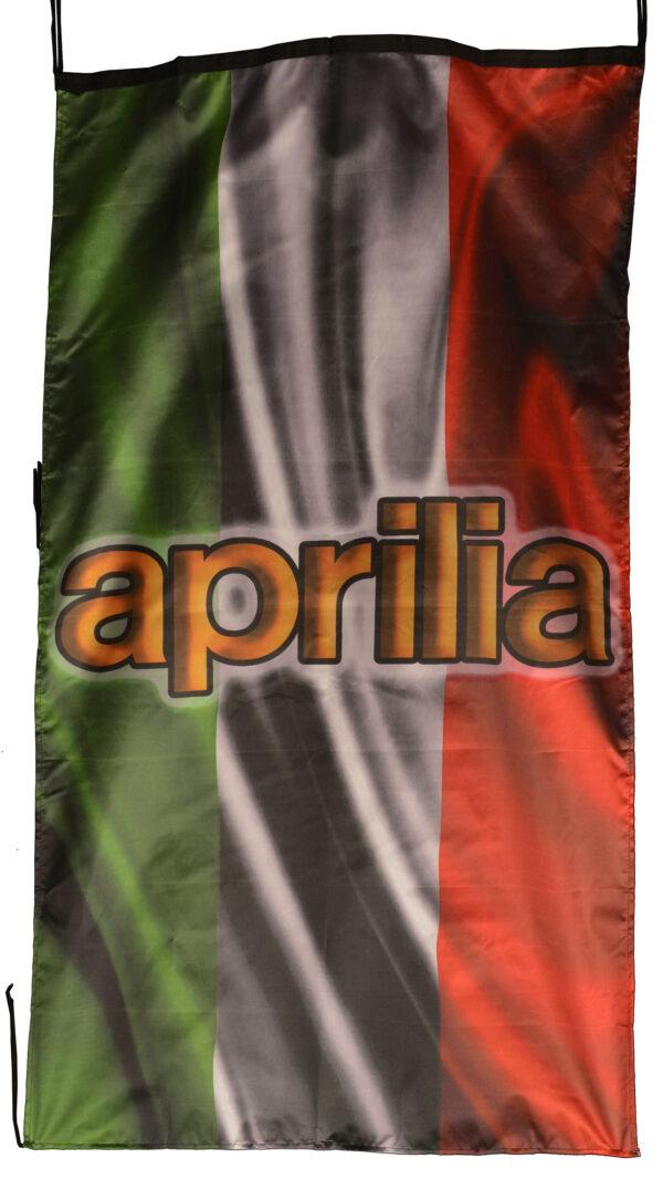 Flag  Aprilia 3D Italy Flag Vertical Flag / Banner 5 X 3 Ft (150 x 90 cm) Aprilia