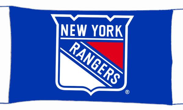 Flag  New York Rangers (NY / NYC) Landscape Flag / Banner 5 X 3 Ft (150 x 90 cm) Sport Flags