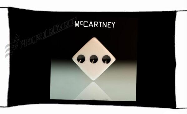 Flag  Paul McCartney III Landscape Flag / Banner 5 X 3 Ft (150 x 90 cm) Music Flags