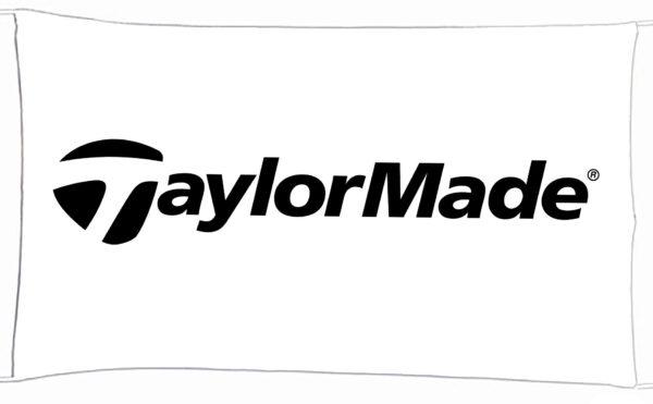 Flag  Taylormade Golf White Landscape Flag / Banner 5 X 3 Ft (150 x 90 cm) Sport Flags