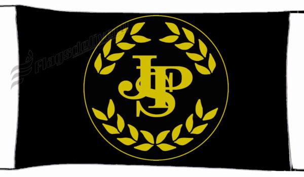 Flag  John Player Special Black Circle 1 Landscape Flag / Banner 5 X 3 Ft (150 X 90 Cm) Advertising Flags