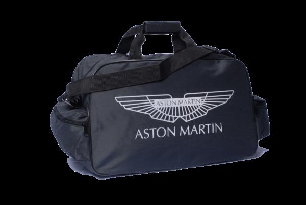 Flag  Aston Martin Black Travel / Sports Bag Travel / Sports Bags