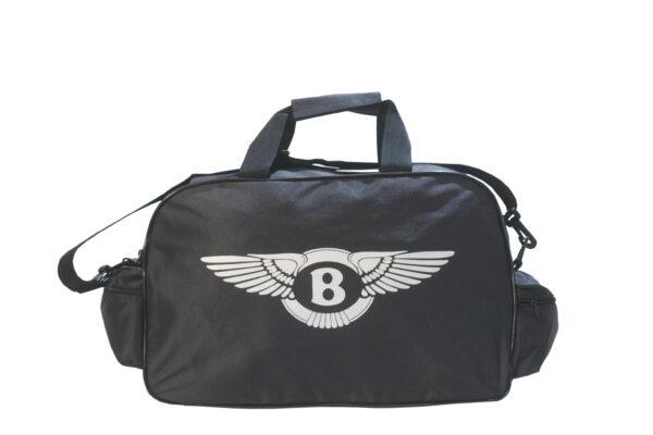 Flag  Bentley Black Travel / Sports Bag Travel / Sports Bags