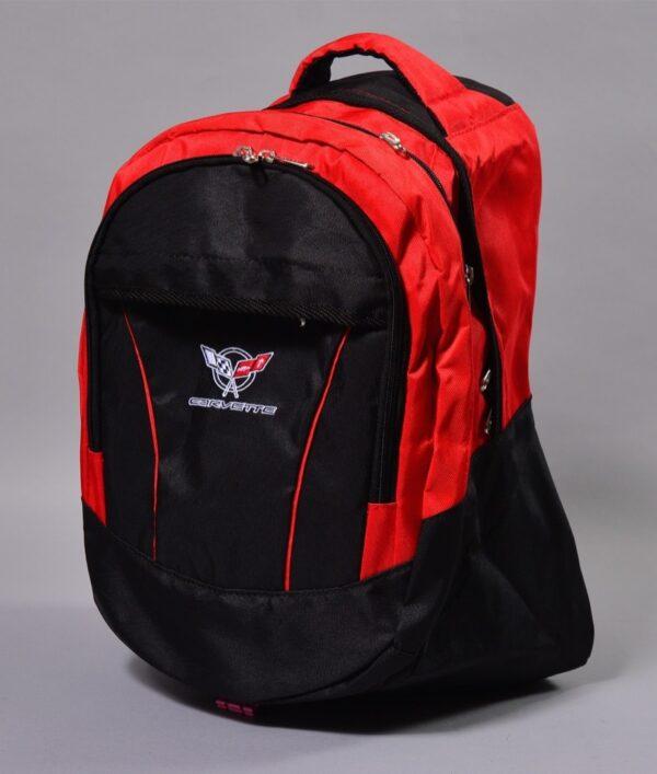 Flag  Corvette Backpack Backpacks