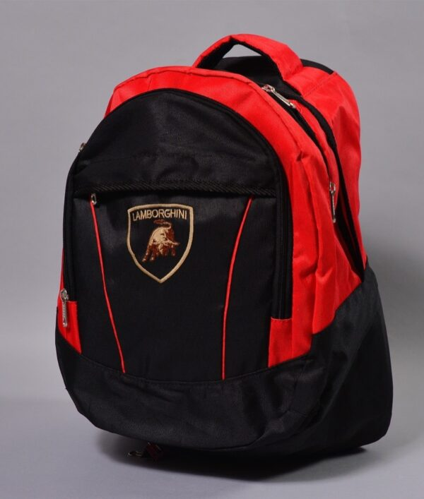 Flag  Lamborghini Backpack Backpacks