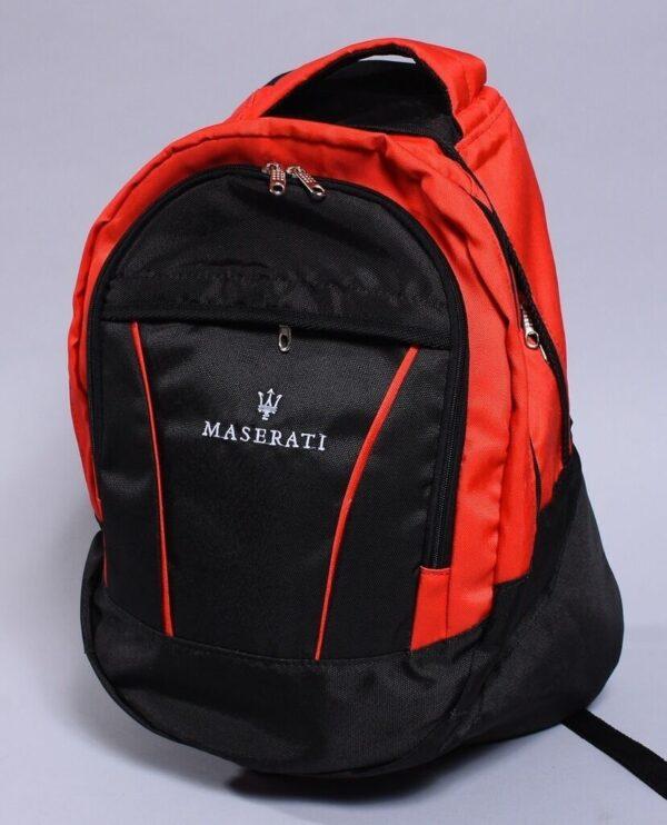 Flag  Maserati Backpack Backpacks