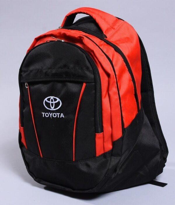 Flag  Toyota Backpack Backpacks